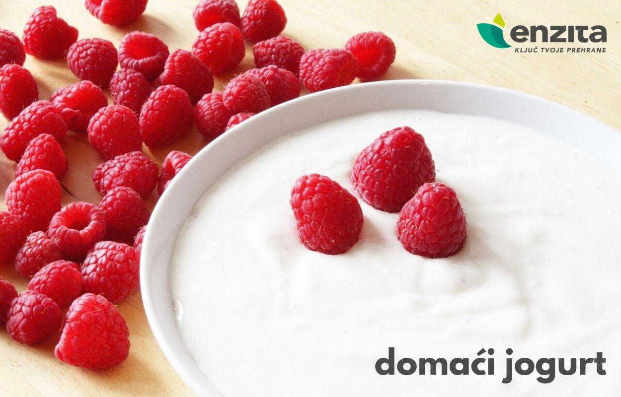 Pročitajte više o članku Kako napraviti domaći jogurt?